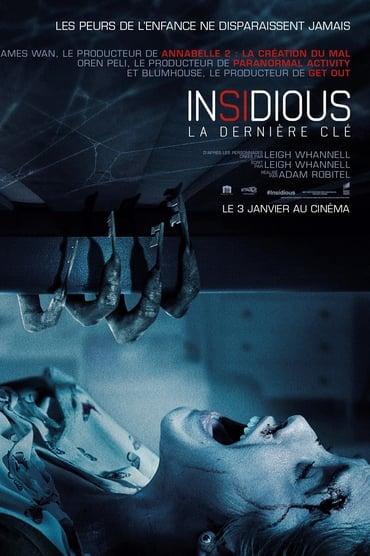 Insidious : La dernière clé Film Complet en Streaming VF
