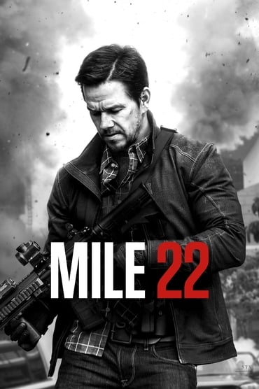 Mile 22 poster photo