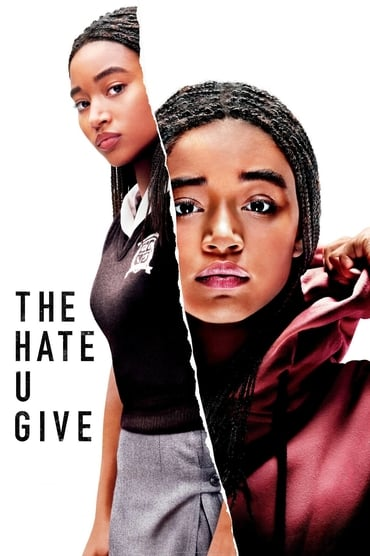 The Hate U Give poster photo