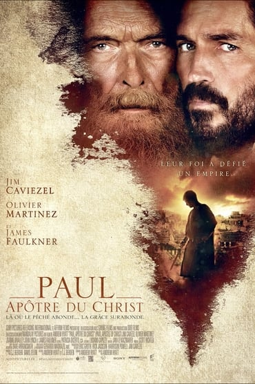 Paul, Apôtre du Christ Film Streaming