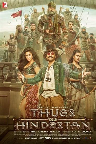 Thugs of Hindostan Film Complet en Streaming VF