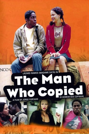 The Man Who Copied poster photo