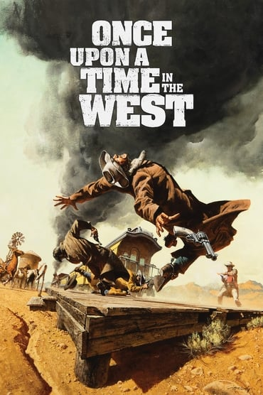 Once Upon a Time in the West poster photo