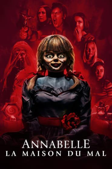 Annabelle : La maison du Mal Film Streaming
