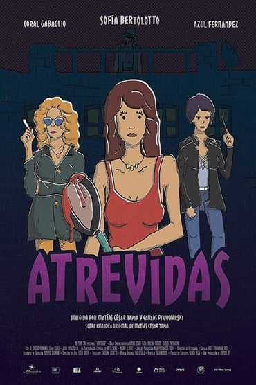 Atrevidas (2018)