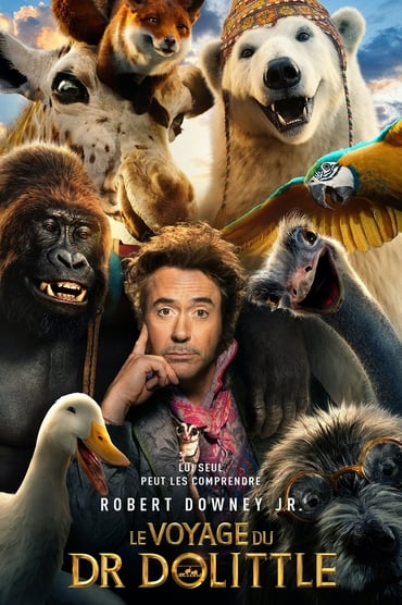 Le Voyage du Dr Dolittle Film Streaming