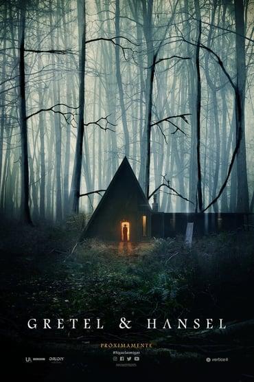 Gretel y Hansel: Un oscuro cuento de hadas
