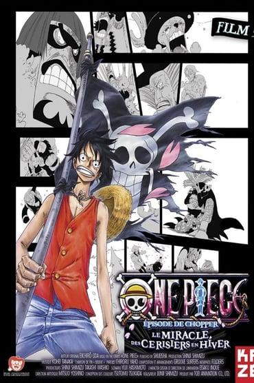 One Piece, film 9, Épisode de Chopper : Le Miracle des cerisiers en hiver