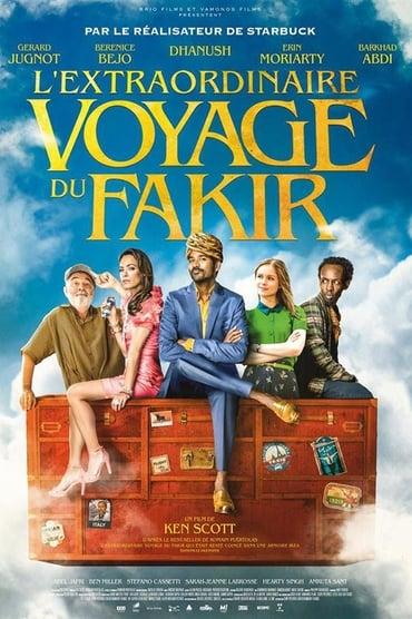 L'Extraordinaire voyage du Fakir Film Streaming