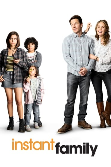 Instant Family poster image