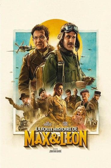 La folle histoire de Max et Léon Film Streaming
