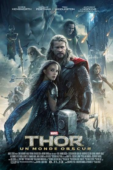 Thor : Le Monde des ténèbres Film Streaming
