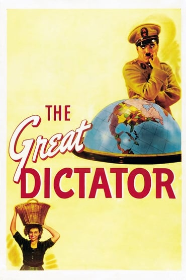 The Great Dictator poster photo