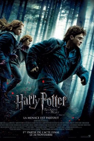 Harry Potter et les Reliques de la mort : 1ère partie Film Streaming