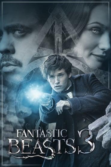 Fantastic Beasts 3 poster photo