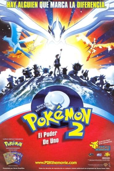 Pokémon 2, el poder de uno (1999)