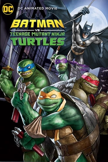 Batman vs las Tortugas Ninja (2019)