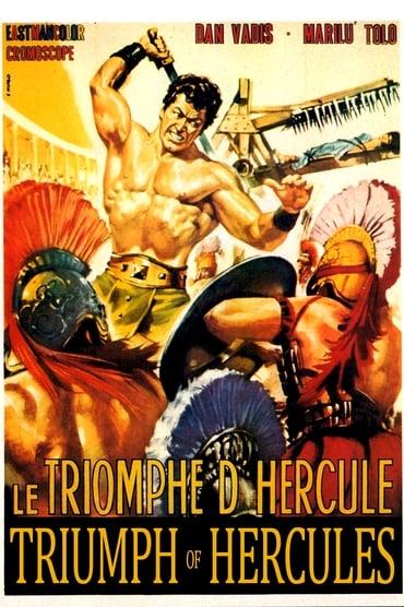Hercules vs. the Giant Warriors