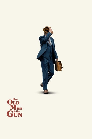 The Old Man & the Gun poster photo