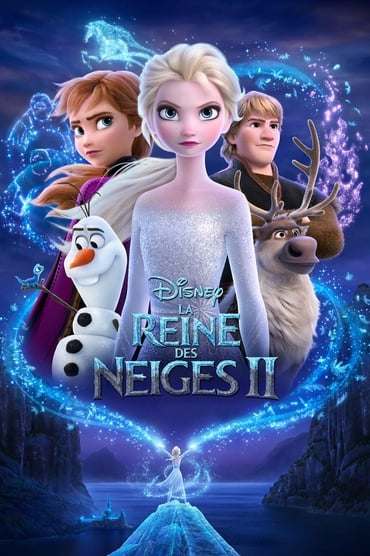 La Reine des neiges 2 Film Streaming