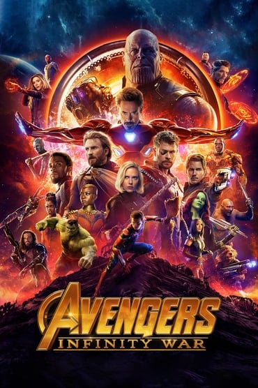 Avengers: Infinity War poster photo