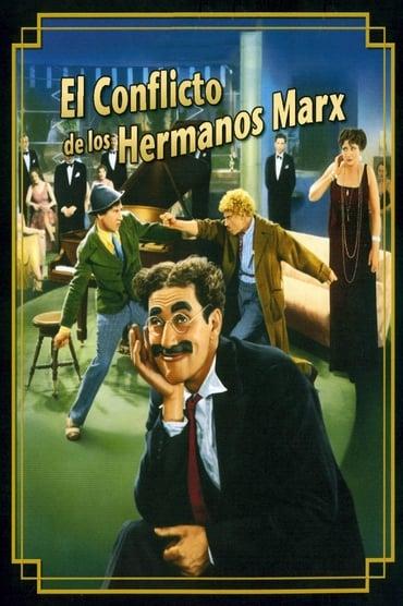 El conflicto de los Hermanos Marx (1930)