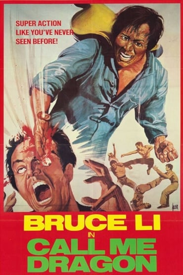 Bruce Lee Against Supermen