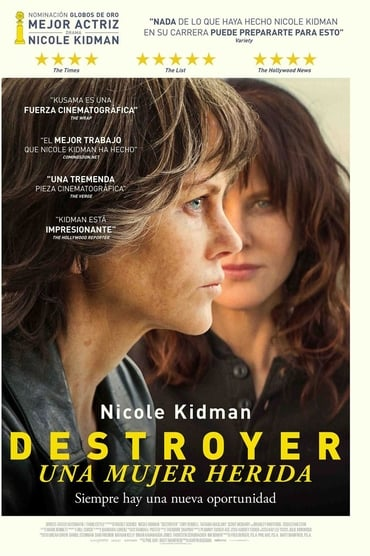 Destroyer: Una mujer herida (2018)