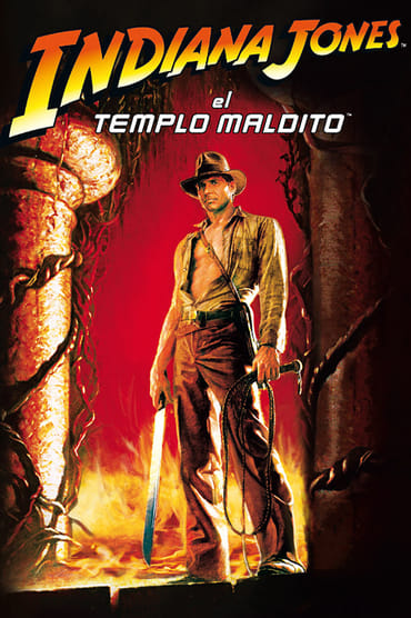 Indiana Jones y el templo maldito (1984)