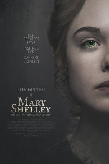 Mary Shelley Film Streaming