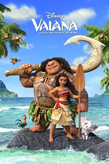 Vaiana, la légende du bout du monde Film Streaming