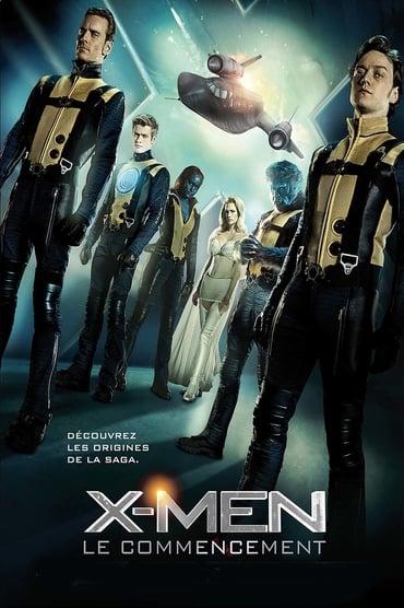 Regarder X-Men : Le Commencement en Streaming