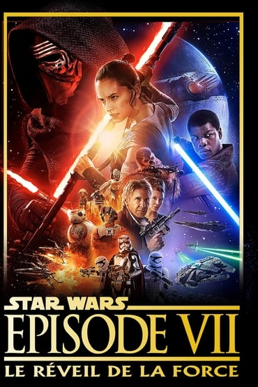 Star Wars - Le Réveil de la Force Film Streaming