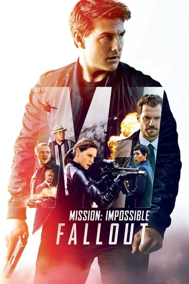 Mission: Impossible - Fallout poster photo