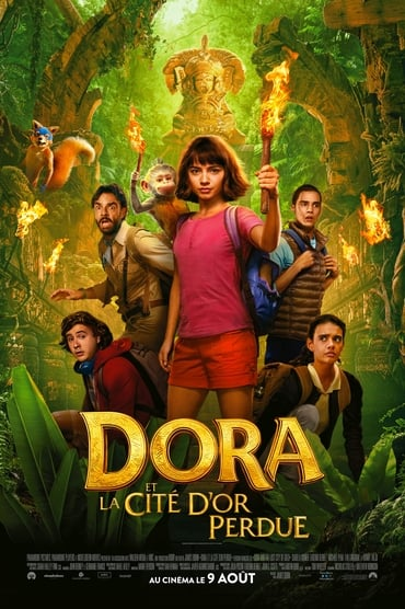 Dora et la Cité perdue Film Streaming