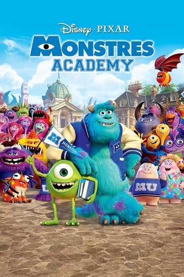 Monstres Academy Film Streaming