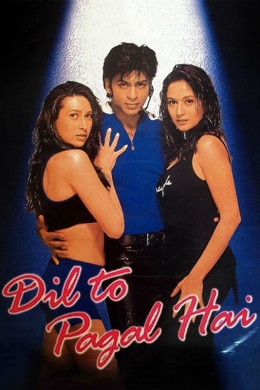 Dil To Pagal Hai poster photo