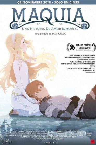 Maquia. Una historia de amor inmortal (2018)