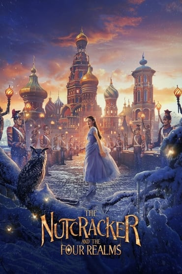The Nutcracker and the Four Realms poster image