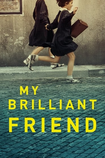 My Brilliant Friend poster image