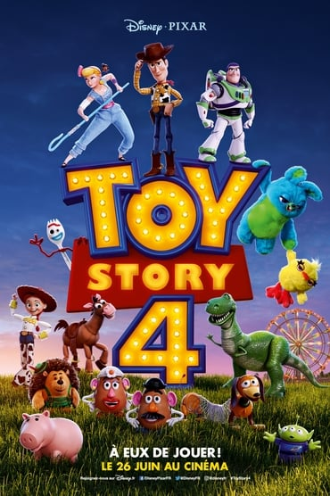 Toy Story 4 Film Streaming