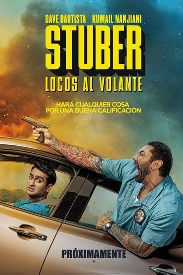 Stuber: Locos al volante (2019)