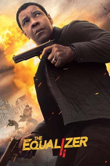 The Equalizer 2 poster image