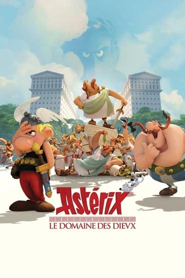 Astérix - Le Domaine des Dieux Film Streaming