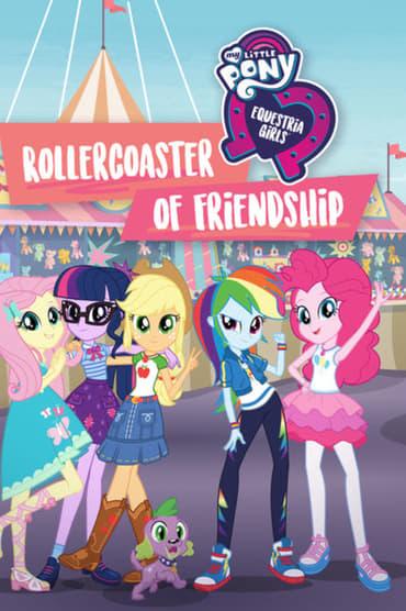 Những Cô Gái Equestria: Tàu Lượn Tình Bạn