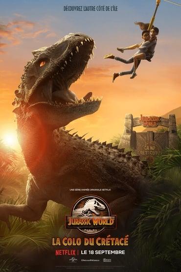 Jurassic World : La Colo du Crétacé Saison 1