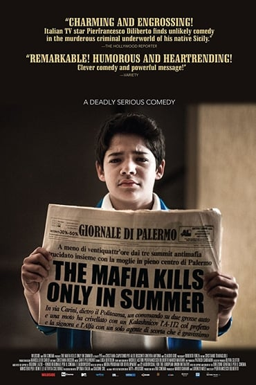 The Mafia Kills Only in Summer poster photo