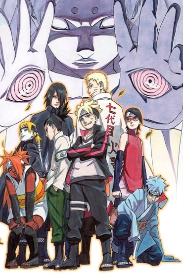 Boruto Naruto le film streaming