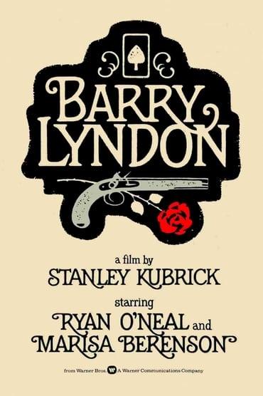 Barry Lyndon poster photo
