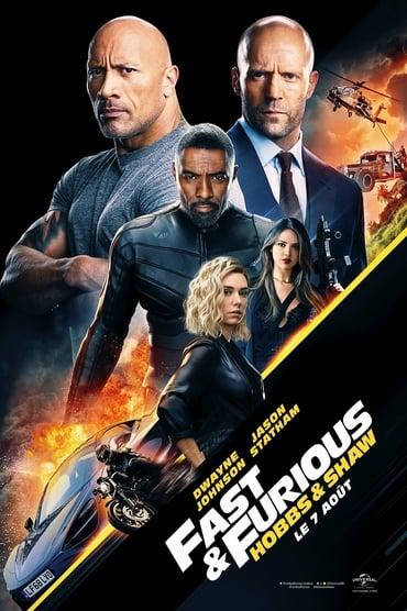 Fast & Furious : Hobbs & Shaw Film Streaming